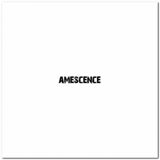 Amescence Band Decal Sticker