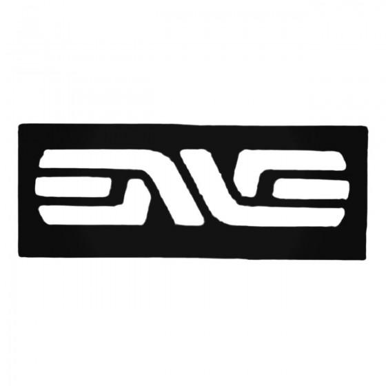 Enve Block Decal Sticker