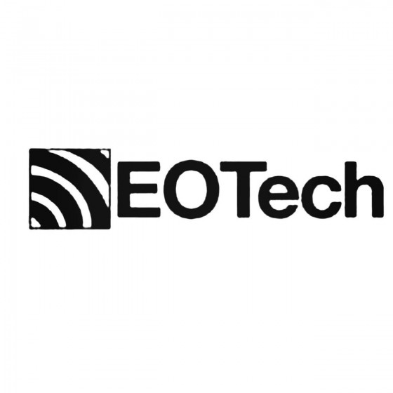 Eotech Decal Sticker