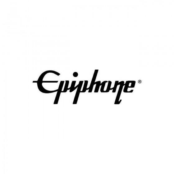 Epiphone Vinyl Decal Sticker