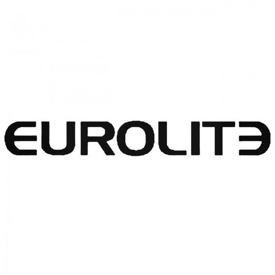 Eurosport Decal Sticker