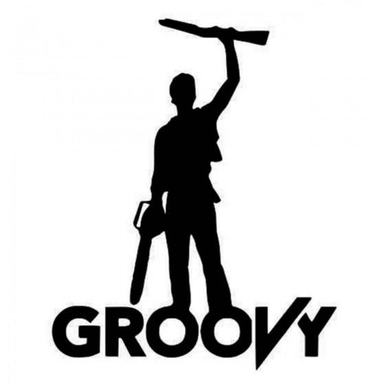 Evil Dead Groovy Ash Evil...