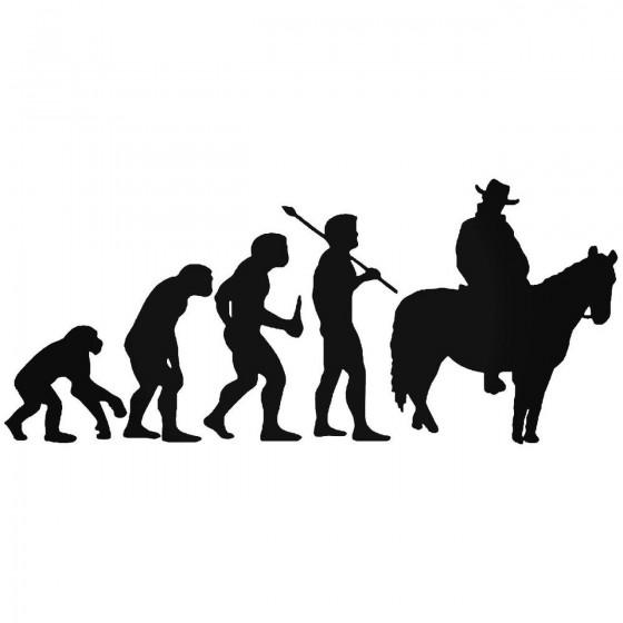 Evolution Of Cowboy Western...
