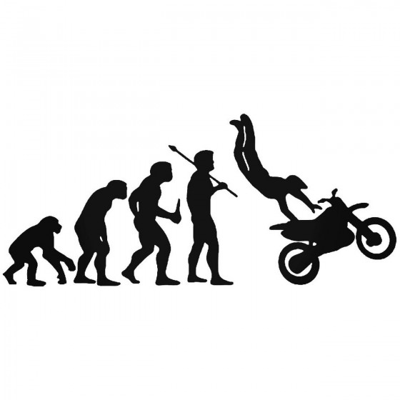 Evolution Of Motocross...