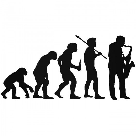 Evolution Of Saxophone Jazz...