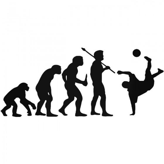 Evolution Of Soccer Futbol...