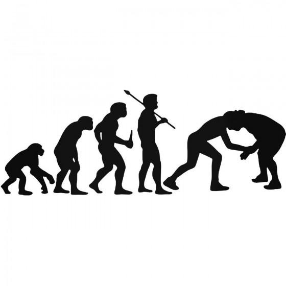 Evolution S Greco Roman...