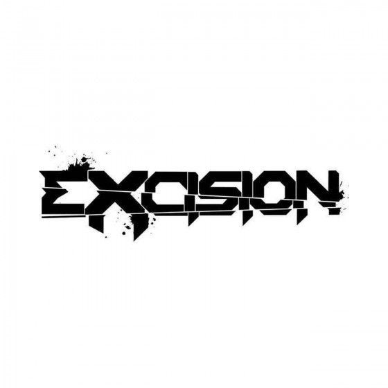 Excision Vinyl Decal Sticker