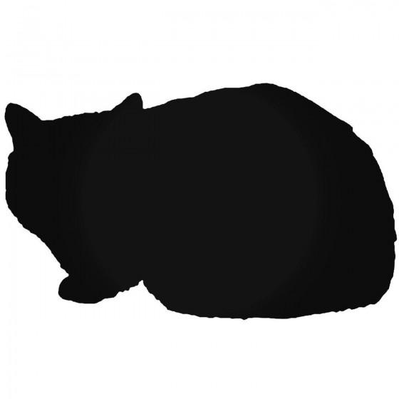 Exotic Shorthair Cat Sticker