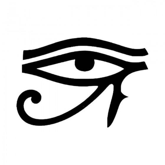 Eye Of Horus Vinyl Decal...