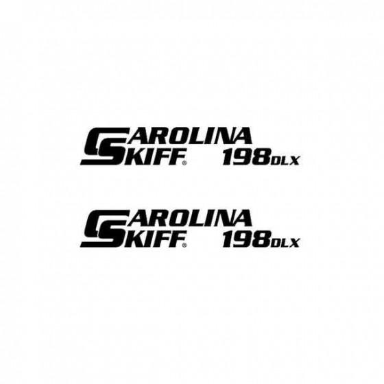 Carolina Skiff 198 Dlx...