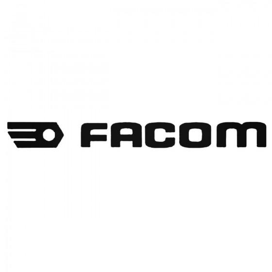 Facom Decal Sticker