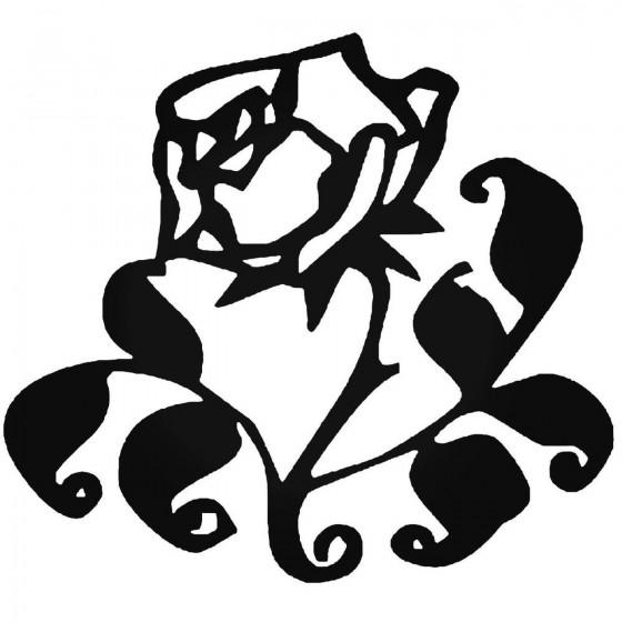 Fairy Rose Sticker