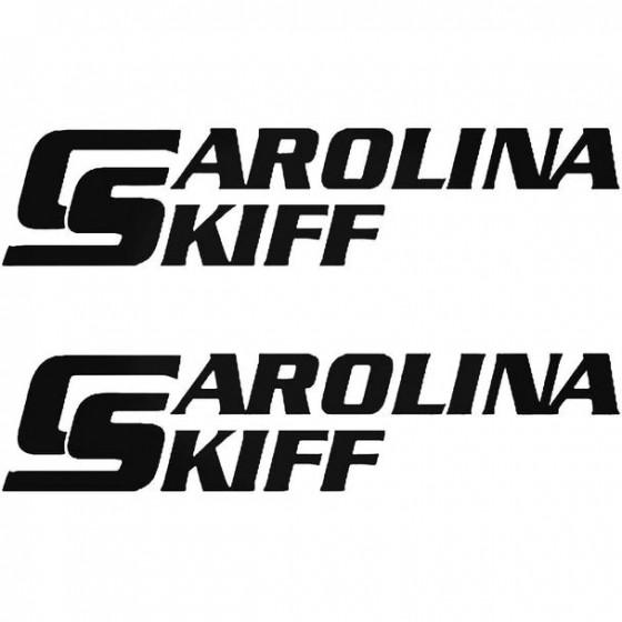 Carolina Skiff Boat Kit...