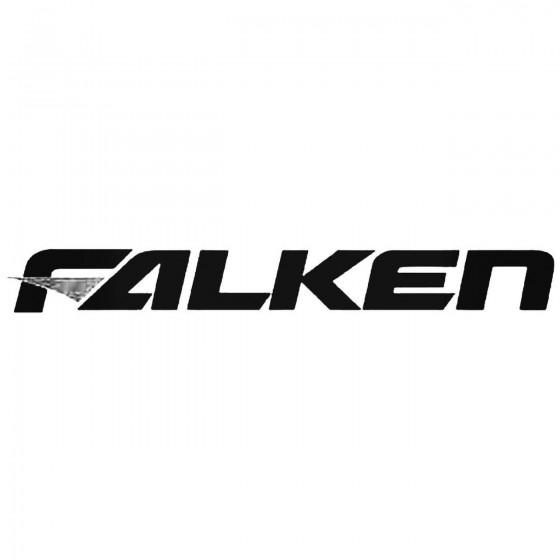 Falken Tires S Vinl Car...