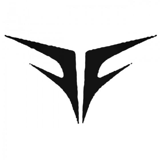 Fear Factory Decal Sticker