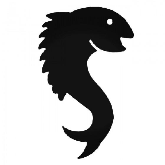 Fish 2 Decal Sticker