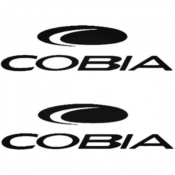 Cobiastyle 3 Boat Kit Decal...