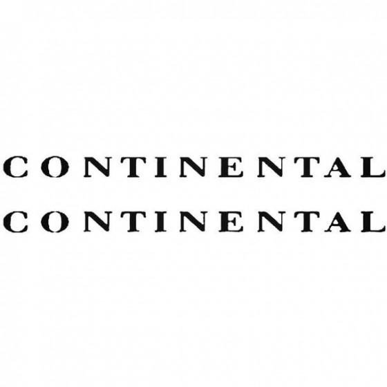 Continental Trailer Boat...