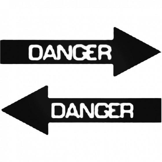 Danger Arrows Boat Kit...