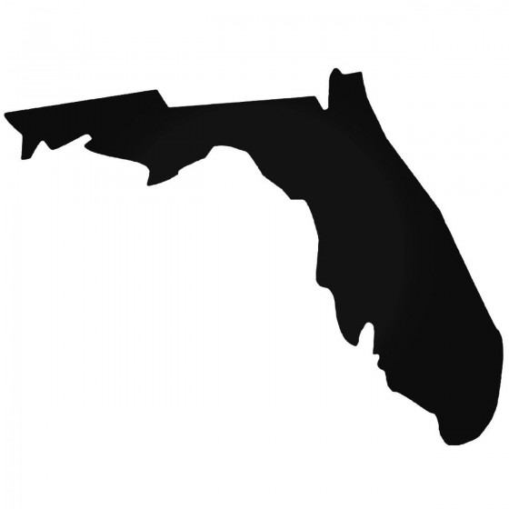 Florida Home State Decal...