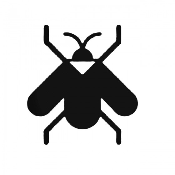 Fly Decal Sticker