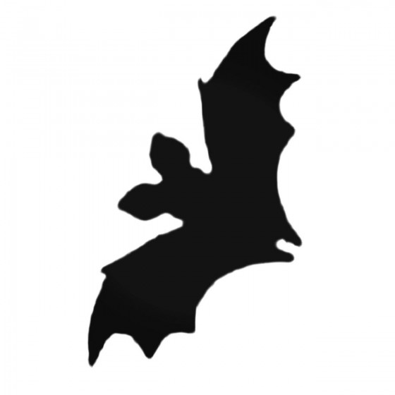 Flying Bat With Big Ears...