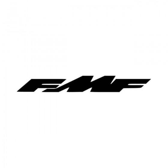 Fmf Racing Windshield Vinyl...