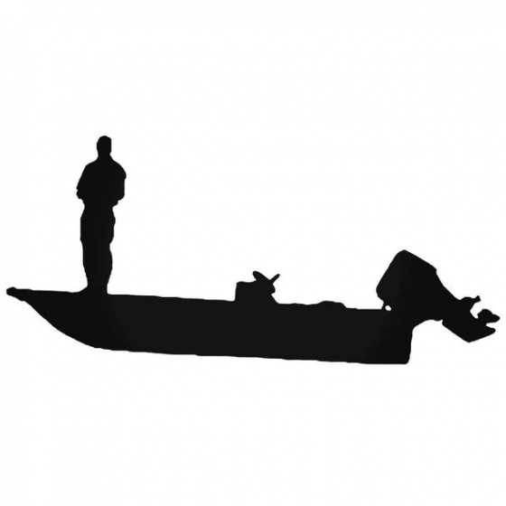 Fisherman On Boat...