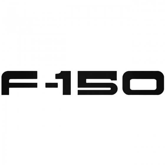 Ford F 150 Graphic Decal...