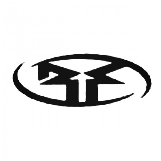 Ford Fosgate Spin Decal...