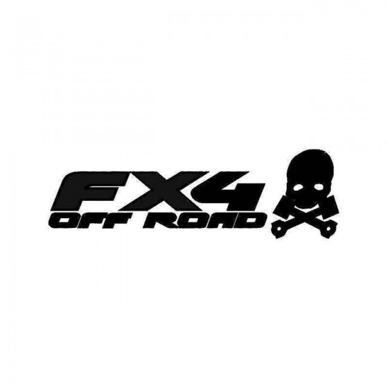 Ford Fx Off Road Skull And...