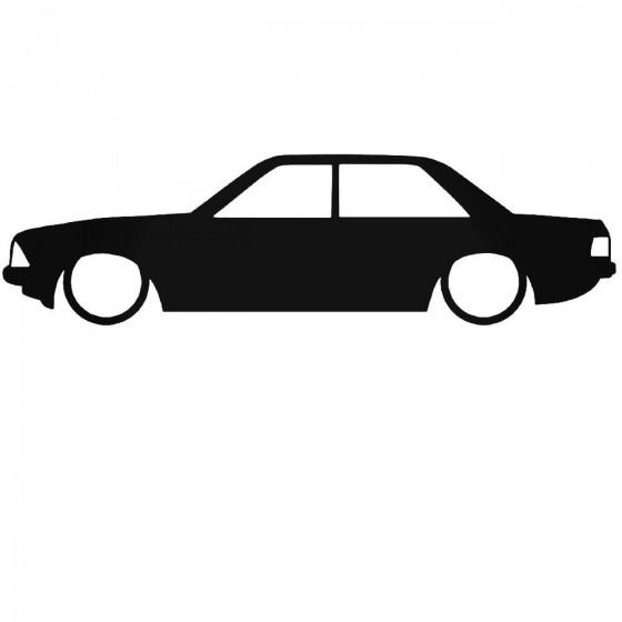 Ford Granada Sedan Mk2 Low...