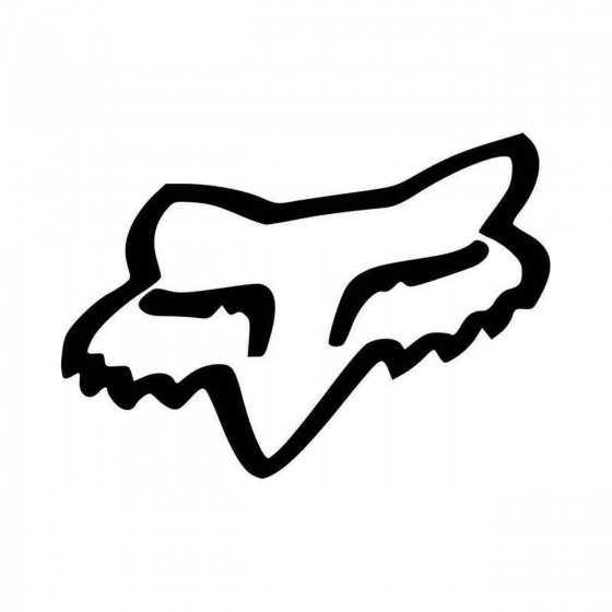 Fox Racing Logo Vinyl Decal...