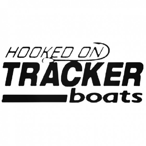 Hooked On Tracker Boats...