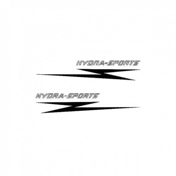 Hydra Sports Boat Kit Decal...