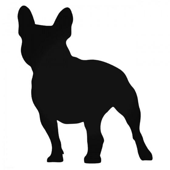 French Bulldog Dog Decal...