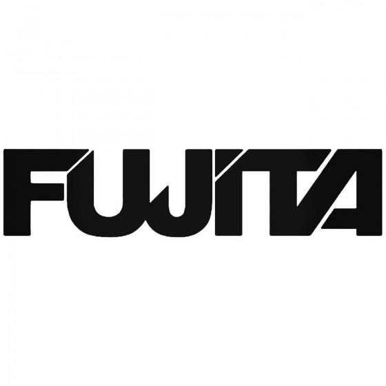 Fujita 1 Sticker