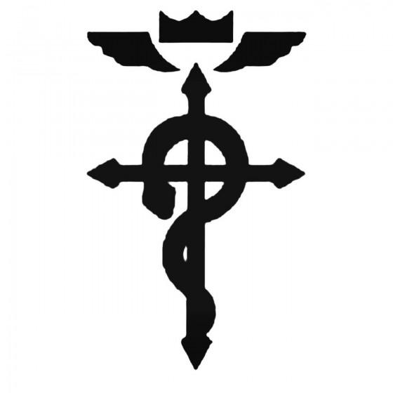 Fullmetal Alchemist Flamel...