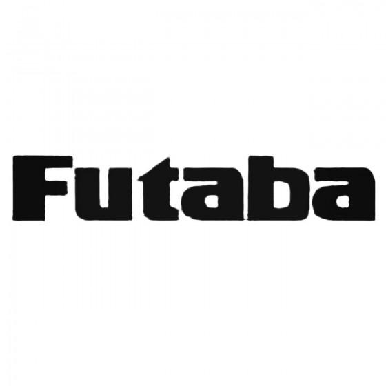 Futaba Decal Sticker