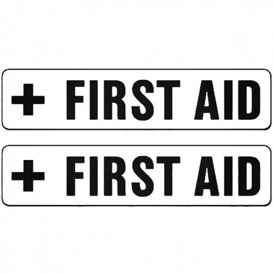 Label First Aid Boat Kit...