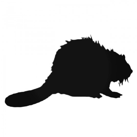 Fuzzy Beastyle Decal Sticker