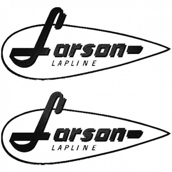 Larson Boat Boat Kit Decal...