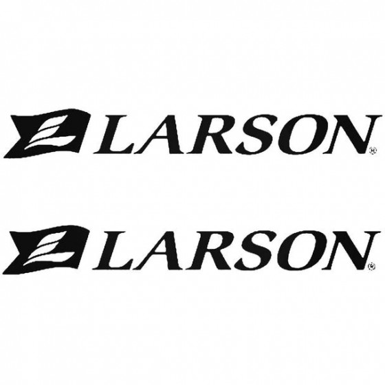Larson Boat Kit Decal Sticker