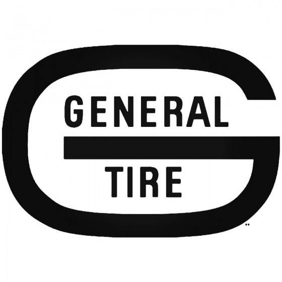 General Tire 1 Sticker