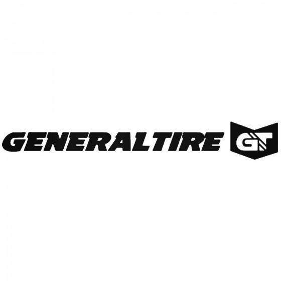 General Tire 2 Sticker