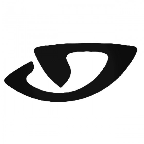Giro Logo Decal Sticker