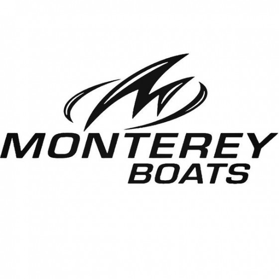 Monterey S Boat Kit Decal...
