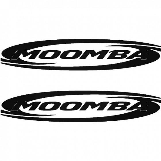 Moomba S Boat Kit Decal...