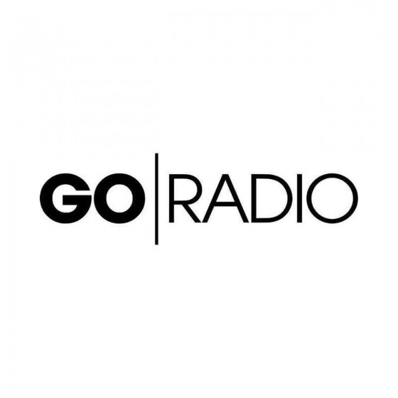 Go Radio Band Logo Vinyl...